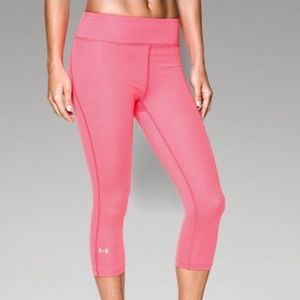 Under Armour Cropped Compression Heat Gear Legging